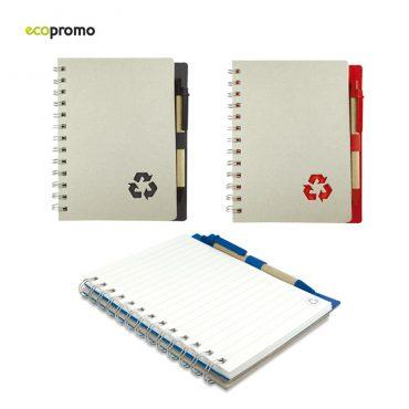 Libreta Recycle Eco