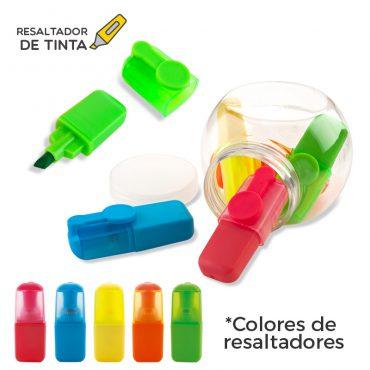 Set Mini Resaltador...