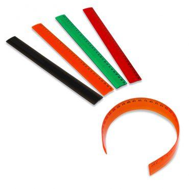 Regla Flexy PVC...