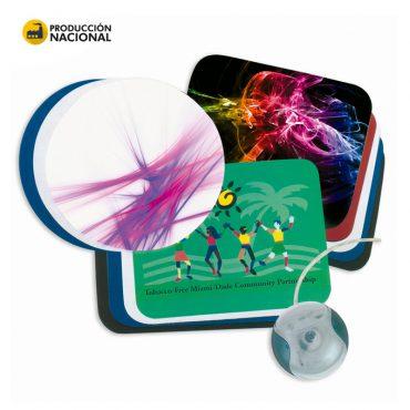 Mouse Pad Plastificado