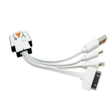 Cable Multicargador Doctor