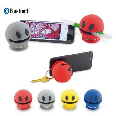 Speaker Bluetooth Smiley