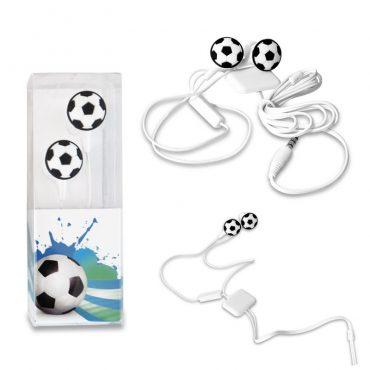 Audifonos PVC Soccer
