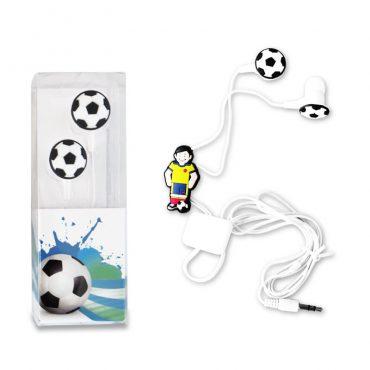 Audifonos PVC Soccer...
