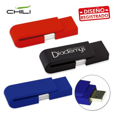 Memoria USB Clip...