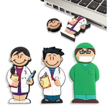 Memoria USB Medic...
