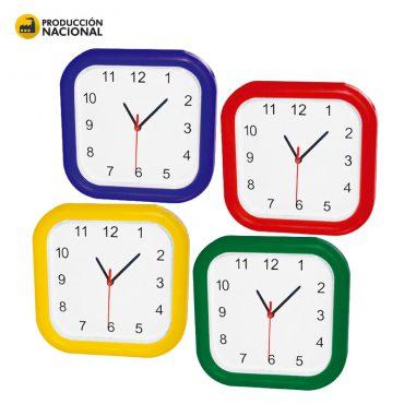 Reloj Mondrian Produccion...