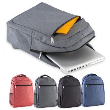 Morral Backpack Denim