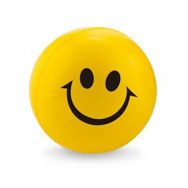 Bola Antiestrés Smiley...