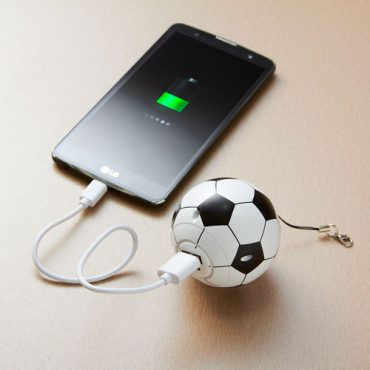 POWER BANK SOCCER