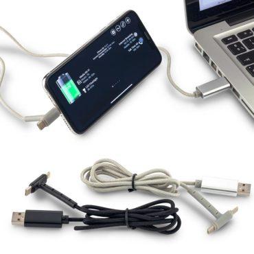 Cable Multicargador con...