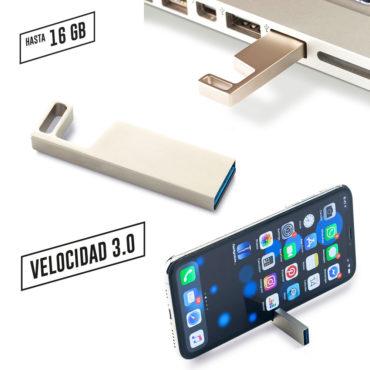 Memoria USB Portacelular...