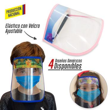 Careta Facial Plástica...
